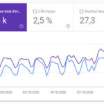 Tutoriel de la GSC console de recherche Google : rechercher dans le trafic